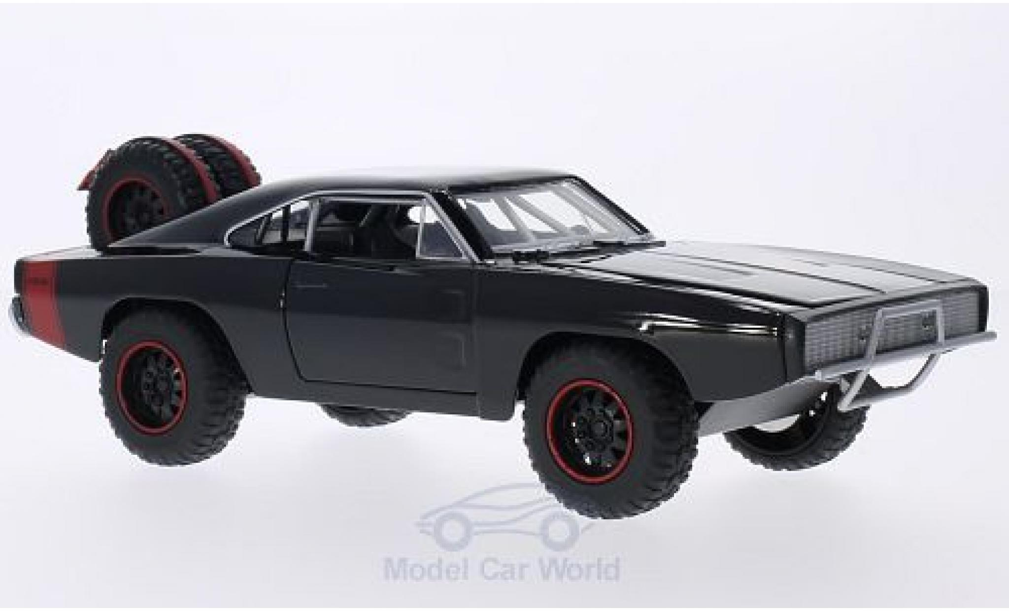 Dodge Charger 1/24 Jada Toys Toys Toys Toys R/T Off Road black/red Fast & Furious 1970 Doms Offroad