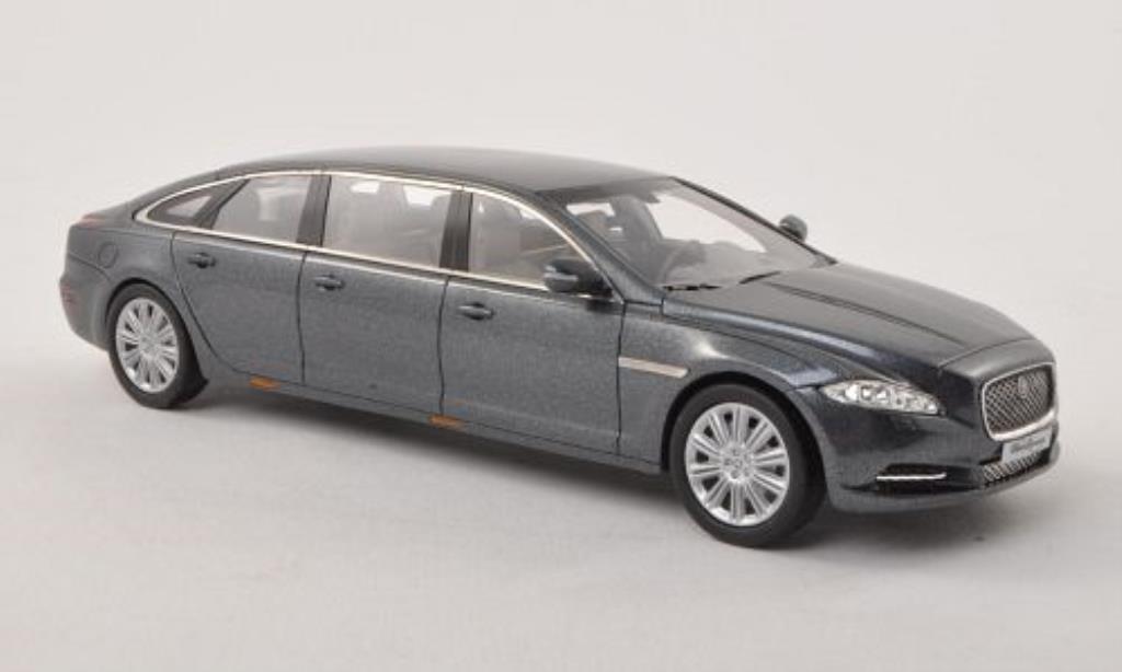 Jaguar XJ 1/43 GLM 351 Wilcox 6-Door Limousine grise LHD 2013