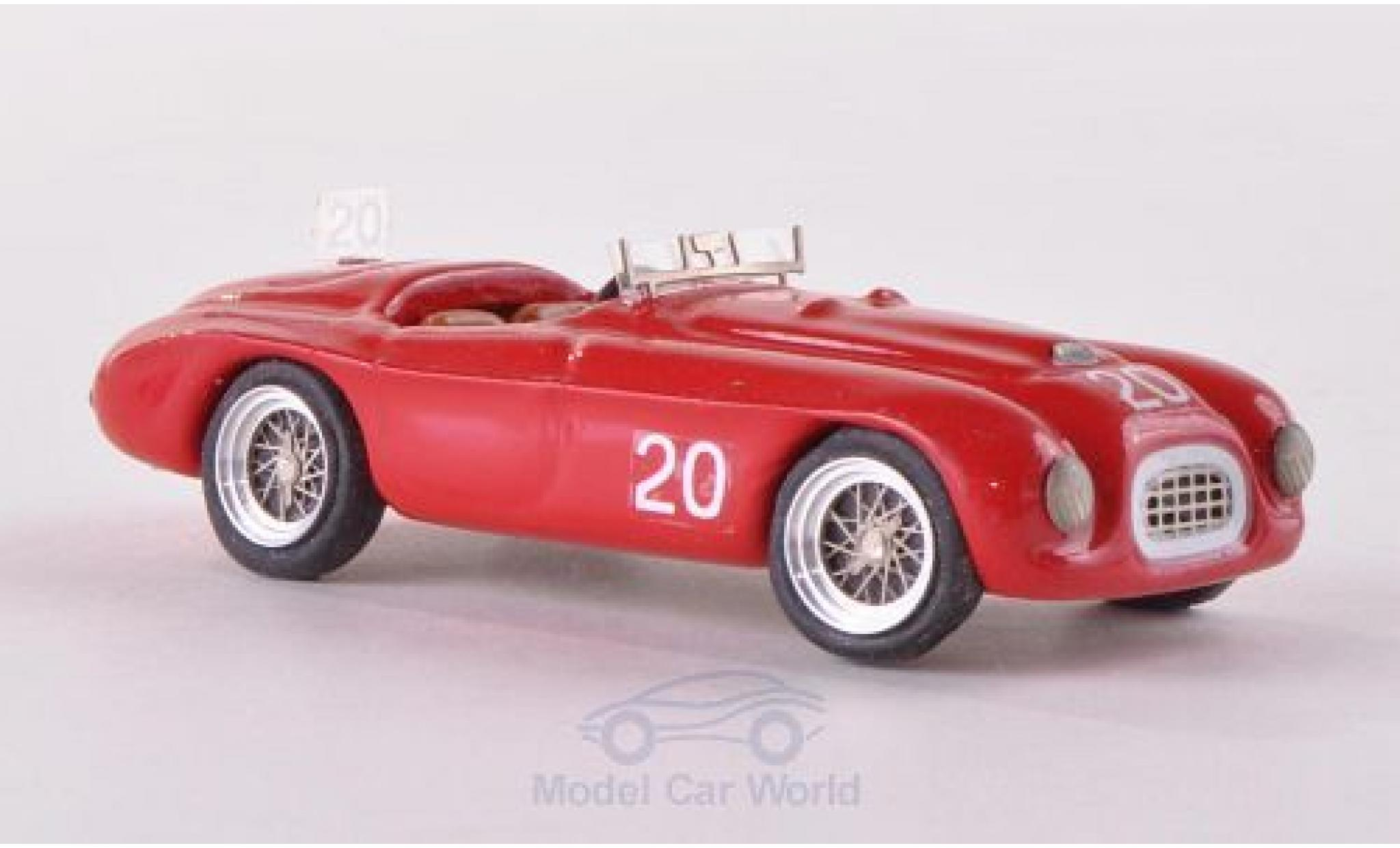 Ferrari 166 1/87 Jolly Model MM No.20 24h Spa 1949 L.Chinetti ohne Vitrine