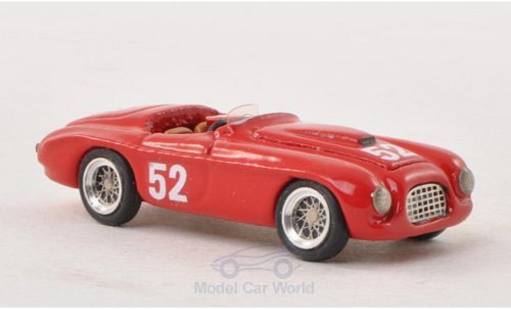 Ferrari 225 1952 1/87 Jolly Model S No.52 Targa Florio Castellotti