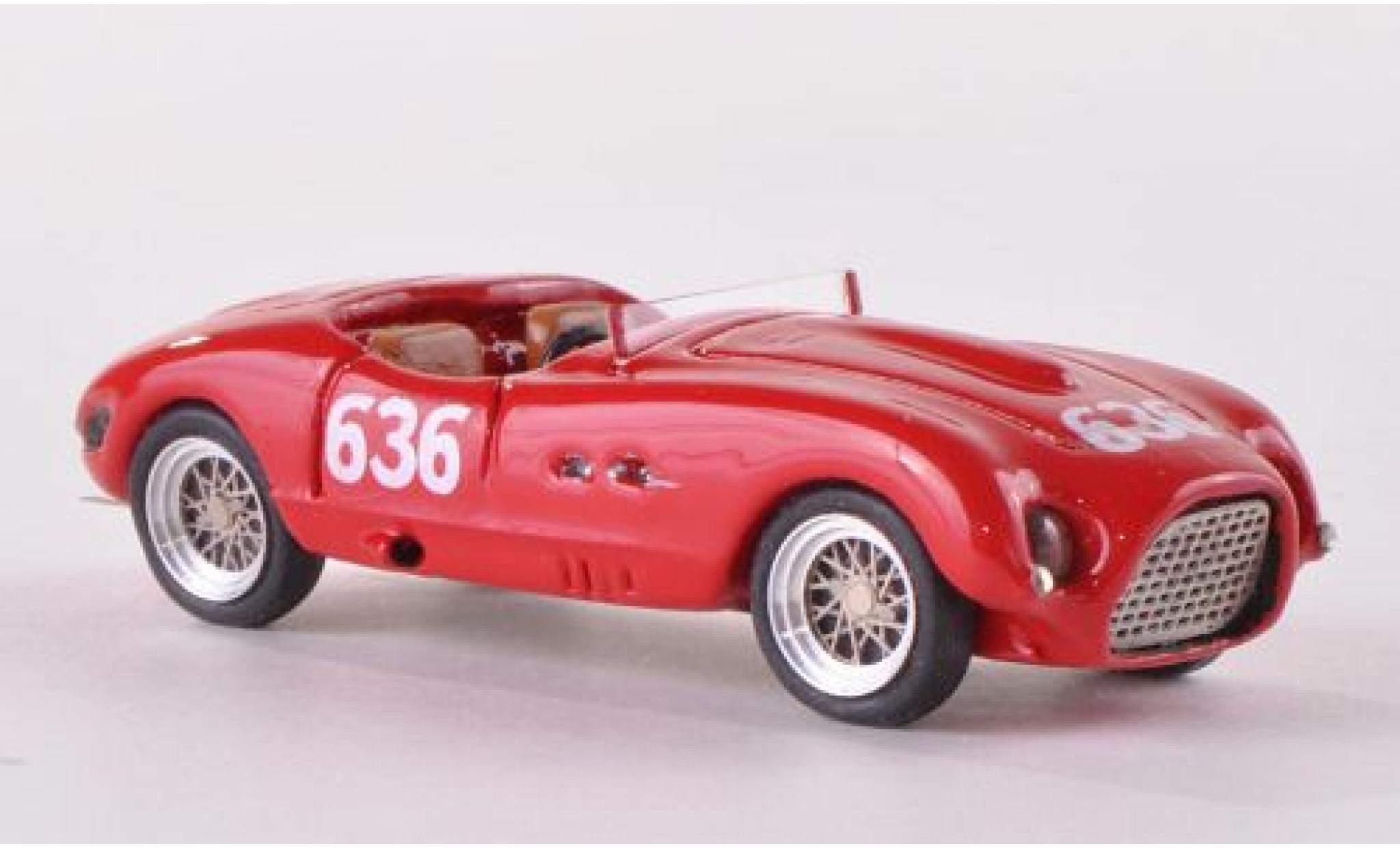 Ferrari 250 1/87 Jolly Model MM No.636 Mille Miglia 1953 sans Vitrine