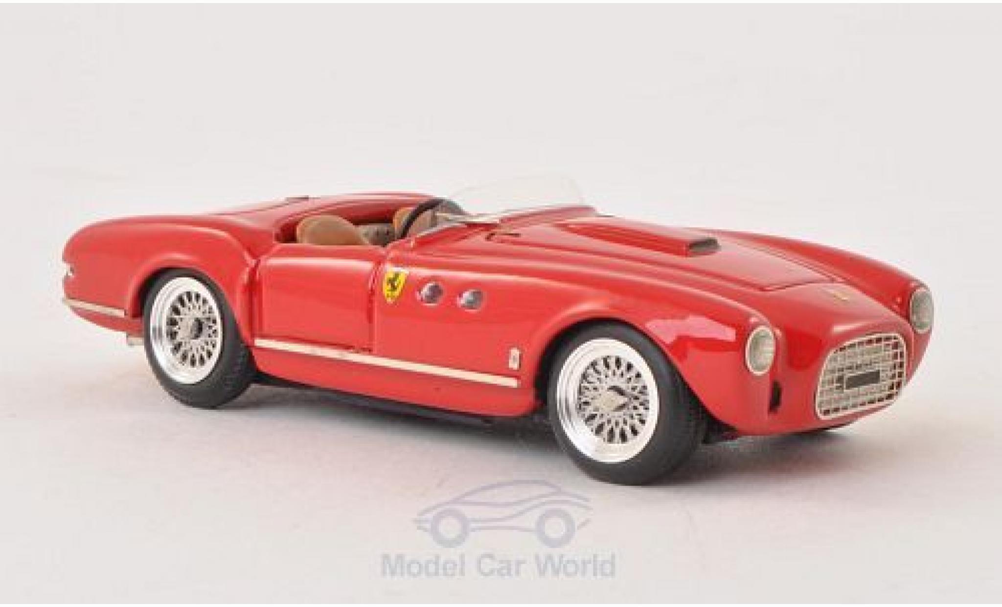 Ferrari 250 1/43 Jolly Model MM Spyder Vignale Stradale rouge 1953 ohne Vitrine