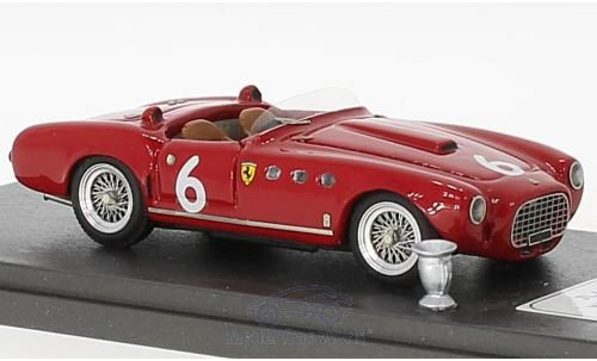 Ferrari 340 1/43 Jolly Model RHD No.6 Stout Field Road Races 1953 J.Kimberly