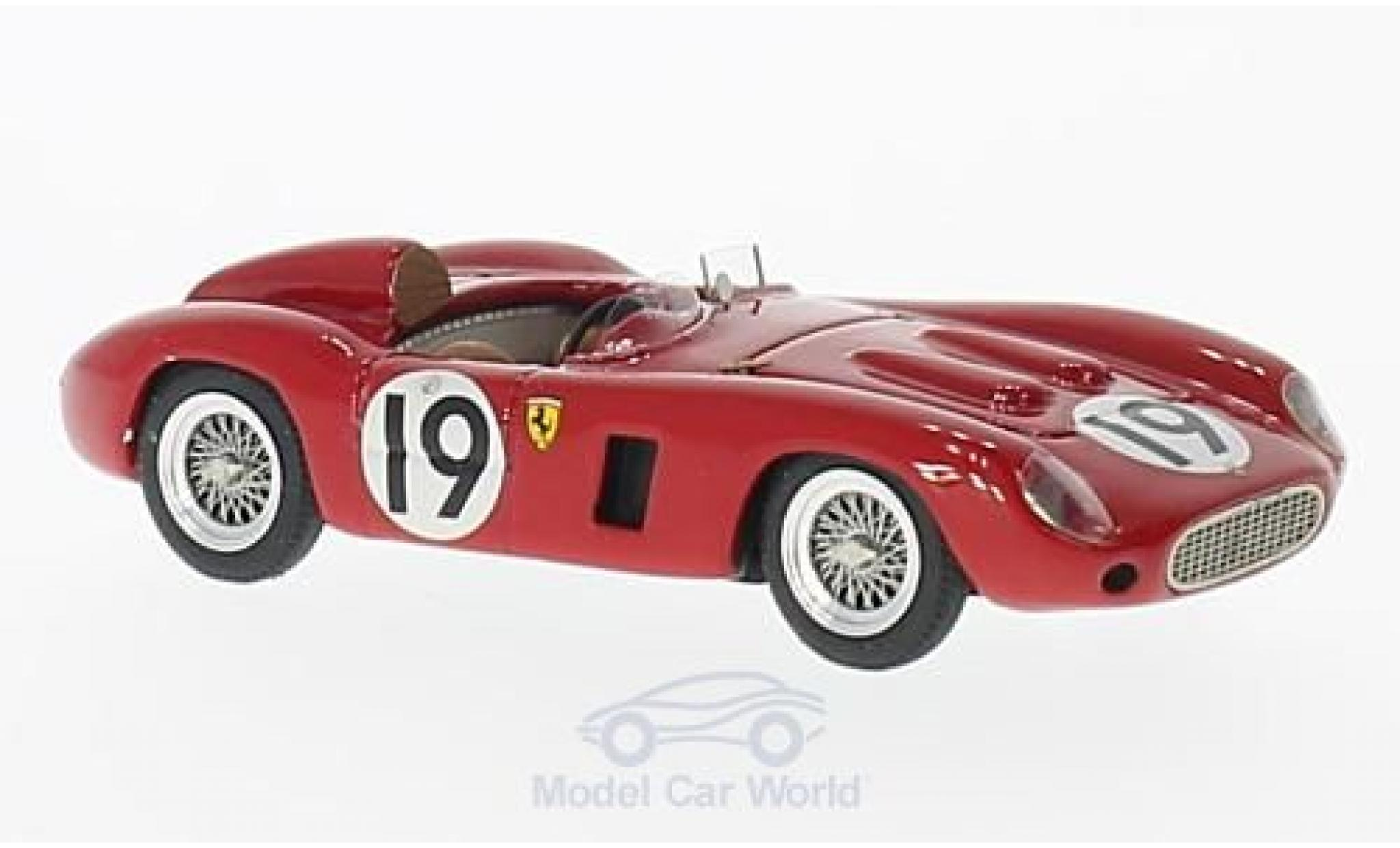 Ferrari 857 1/43 Jolly Model S RHD No.19 12h Sebring 1956