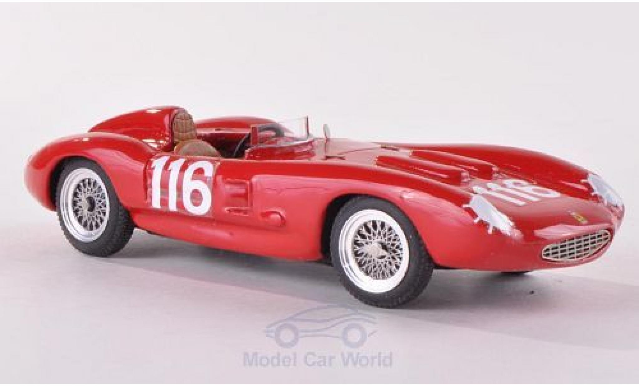 Ferrari 857 1/43 Jolly Model S Targa Florio No.116 1955 R.Manzon ohne Vitrine