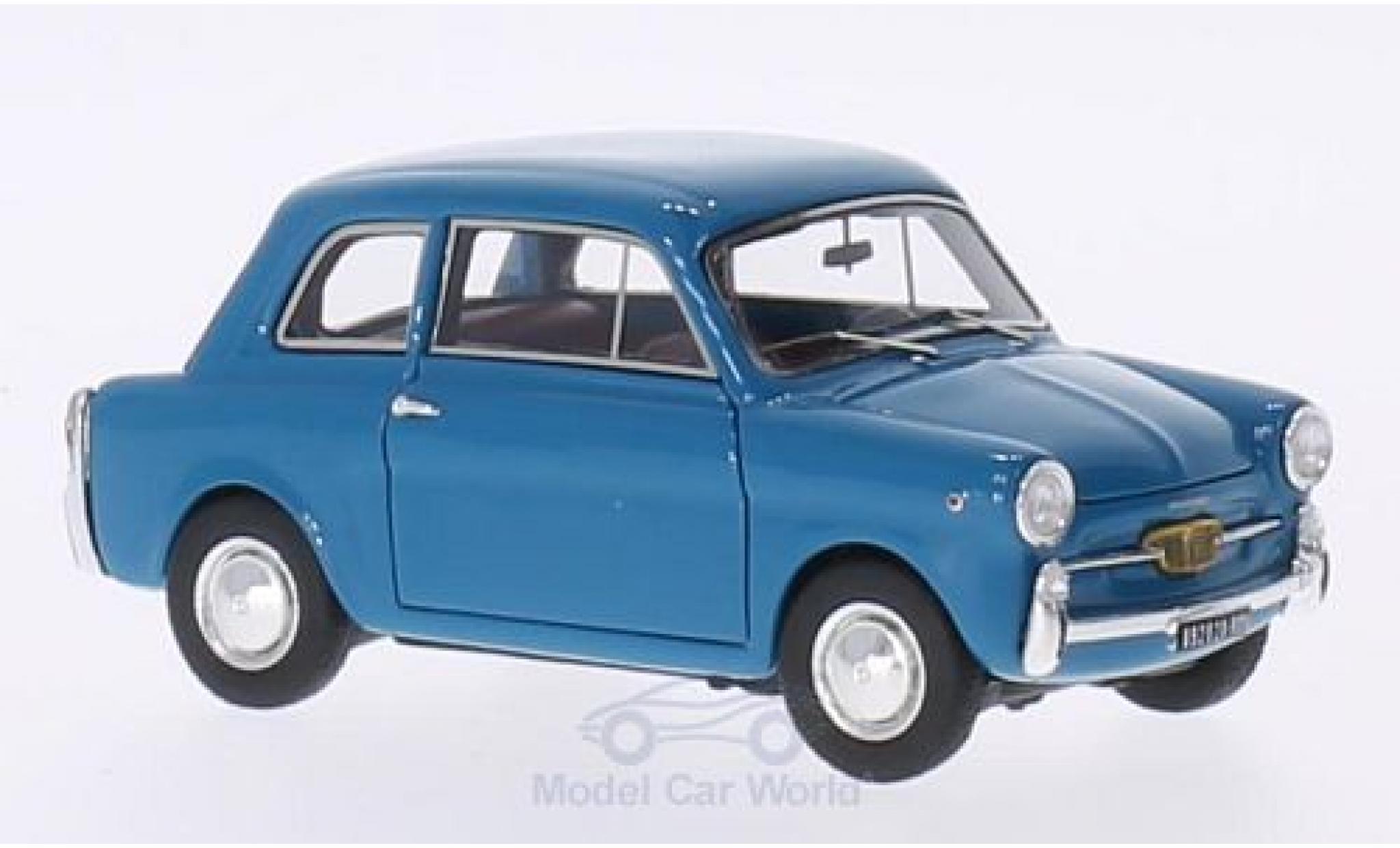 Autobianchi Bianchina 1/43 Kess F Coupe bleue 1965