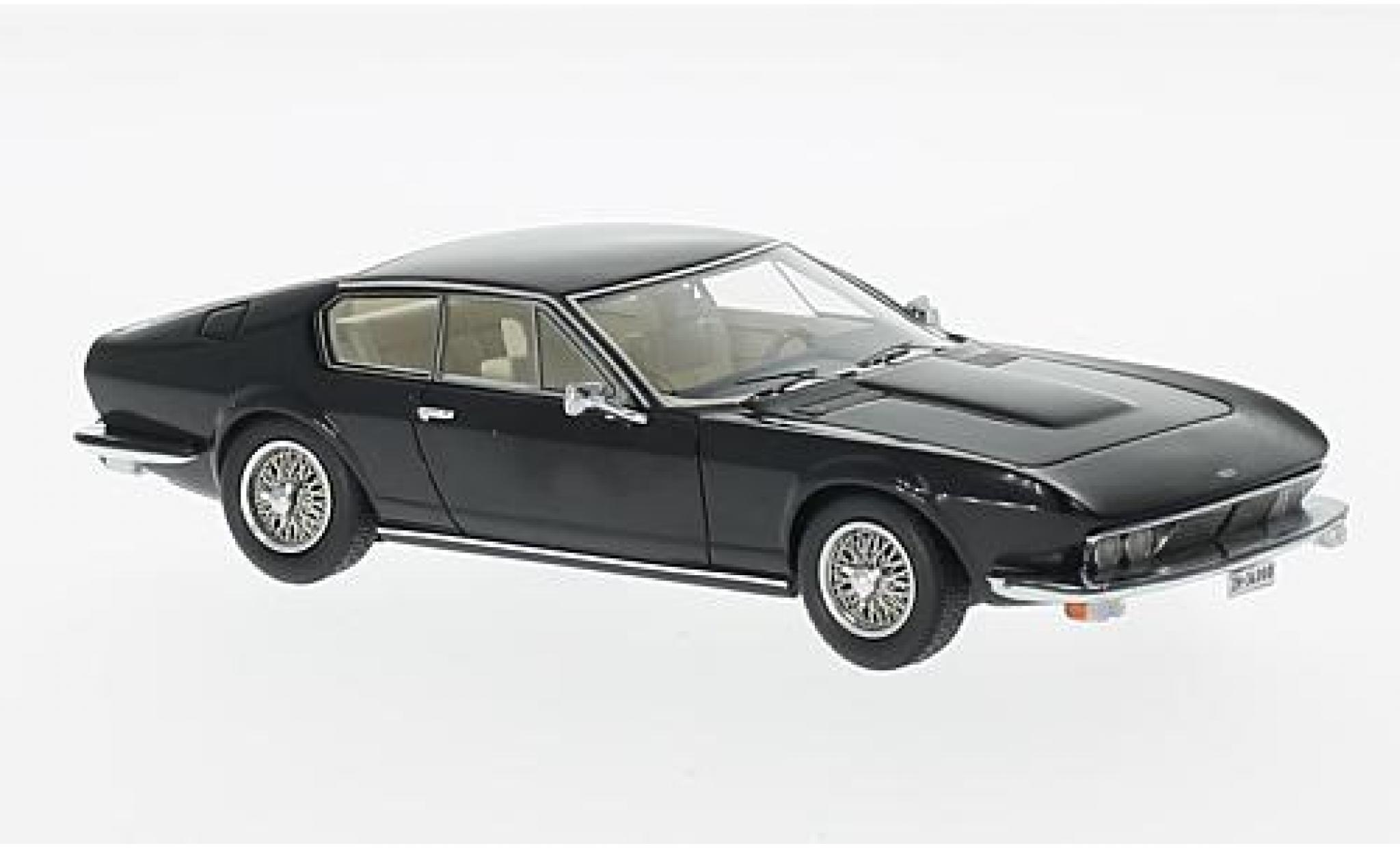 Dodge Challenger 1/43 Kess Special Frua 6.3 Coupe black 1970