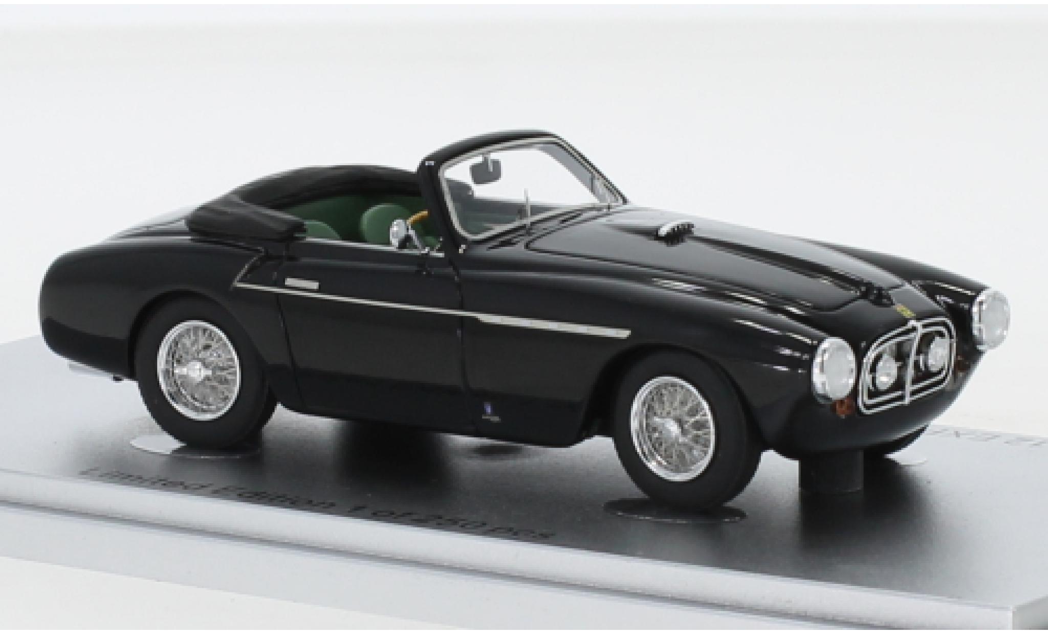 Ferrari 212 1/43 Kess Export Vignale Spider noire RHD 1951 Verdeck ouvert châssis No.0106E