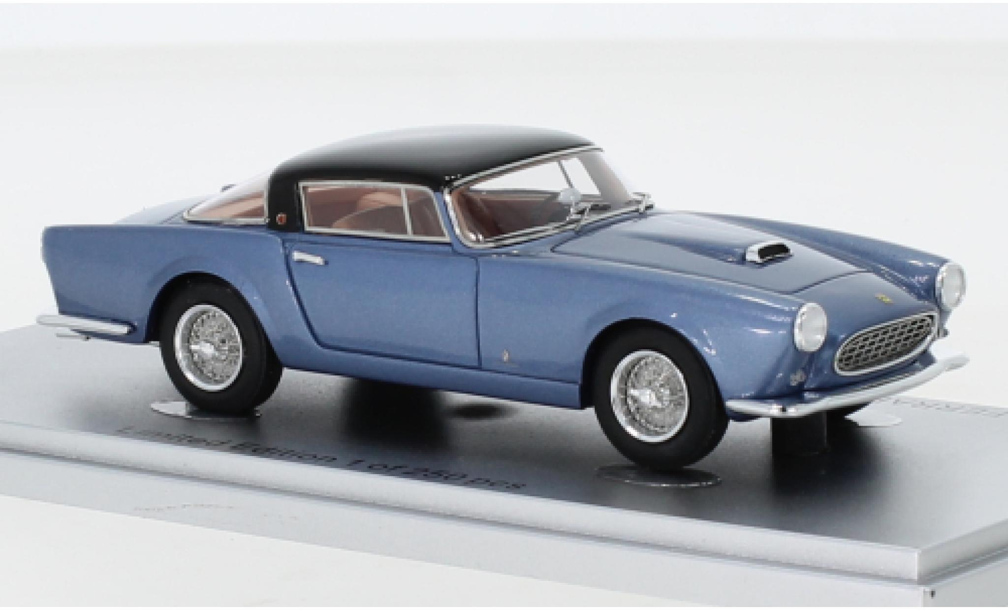 Ferrari 250 1/43 Kess GT Speciale Pininfarina metallise bleue/noire 1956