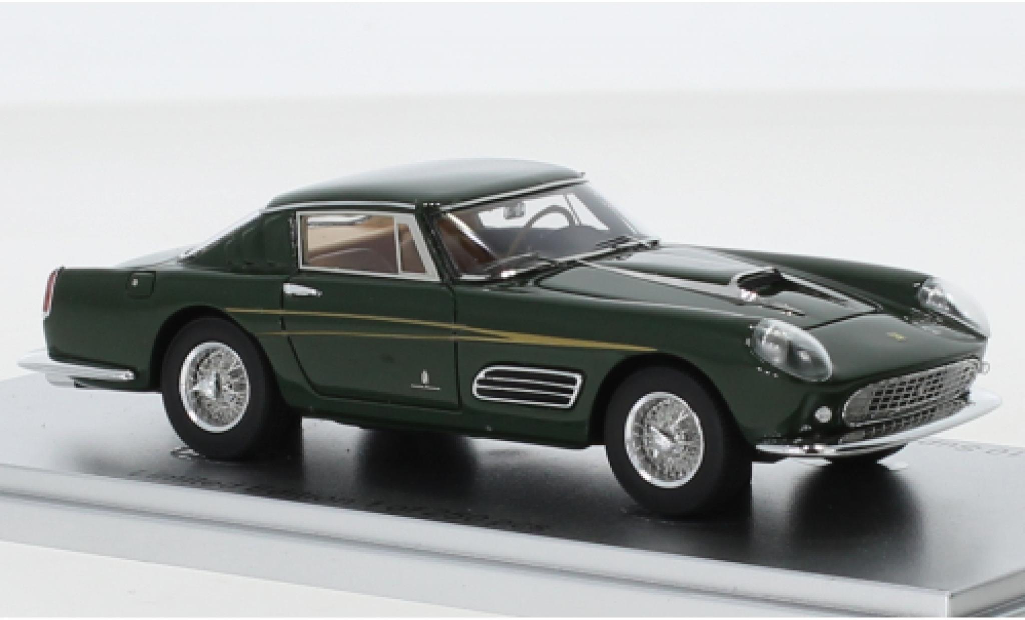 Ferrari 410 1/43 Kess Superamerica Series III Pininfarina Coupe green/gold 1958