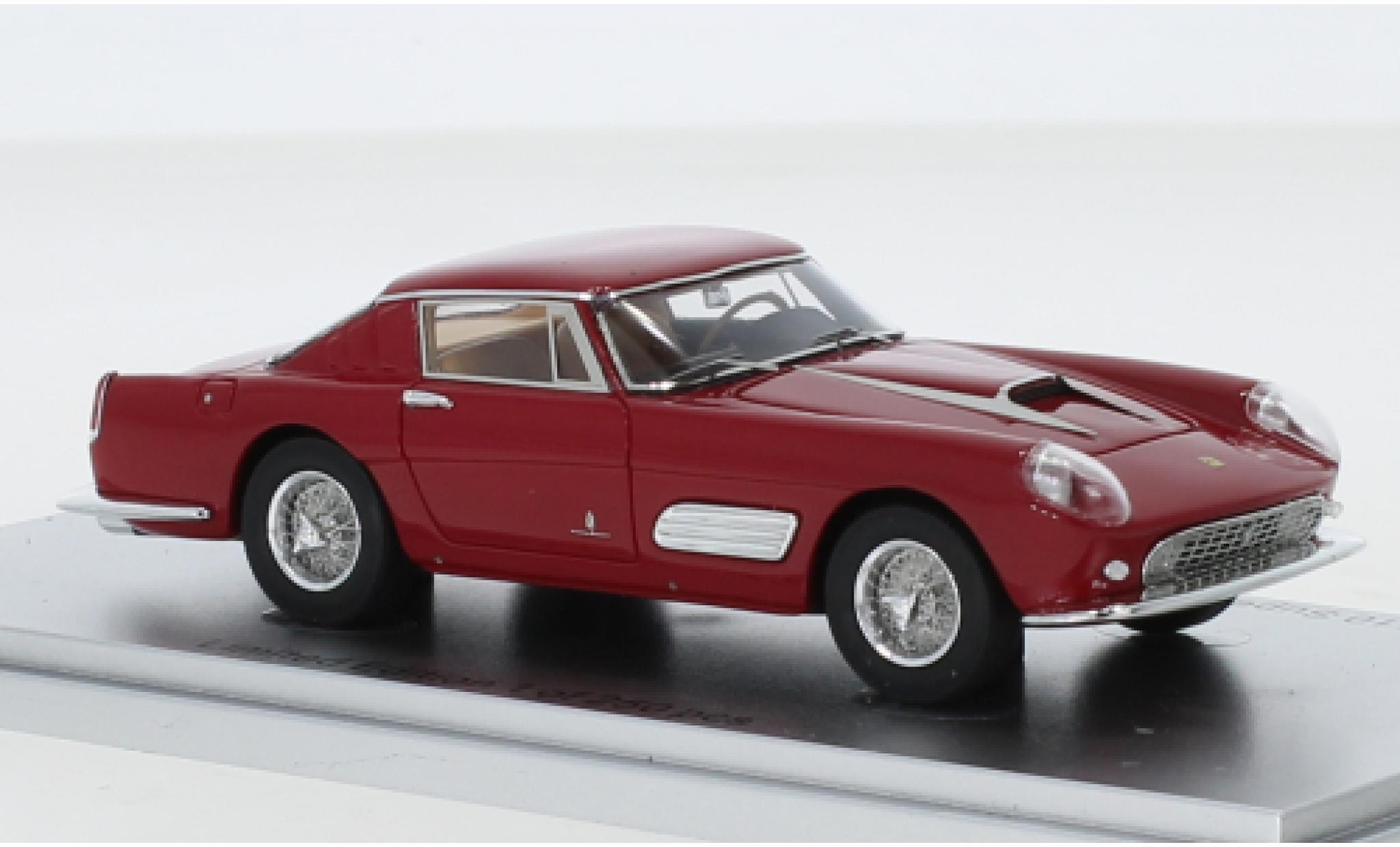 Ferrari 410 1/43 Kess Superamerica Series III Pininfarina Coupe red 1958