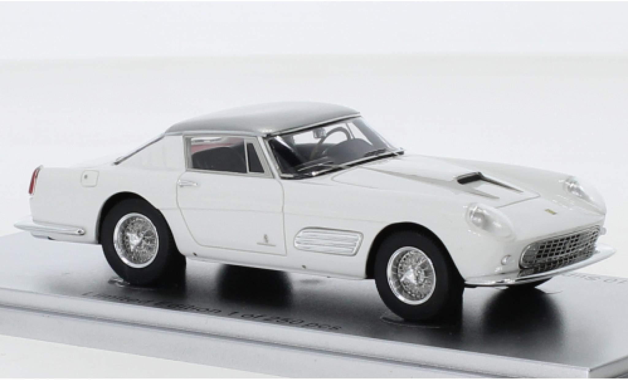 Ferrari 410 1/43 Kess Superamerica Series III Pininfarina Coupe white/grey 1958