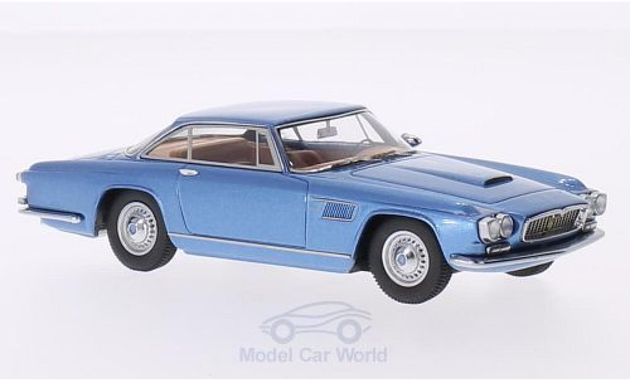 Maserati 3500 GT 1/43 Kess Frua Coupe metallic blue 1961