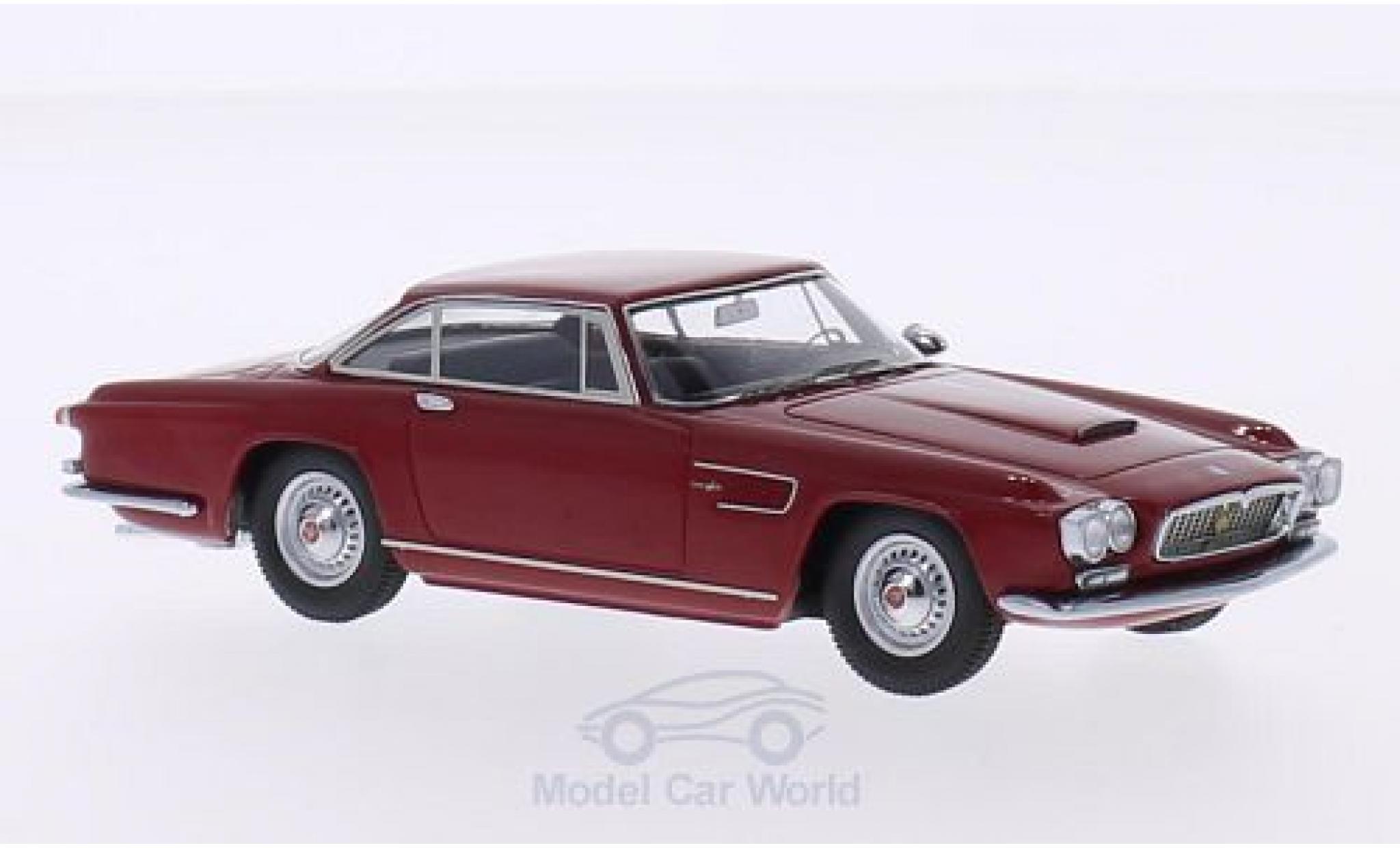 Maserati 3500 GT 1/43 Kess Frua Coupe rouge 1961