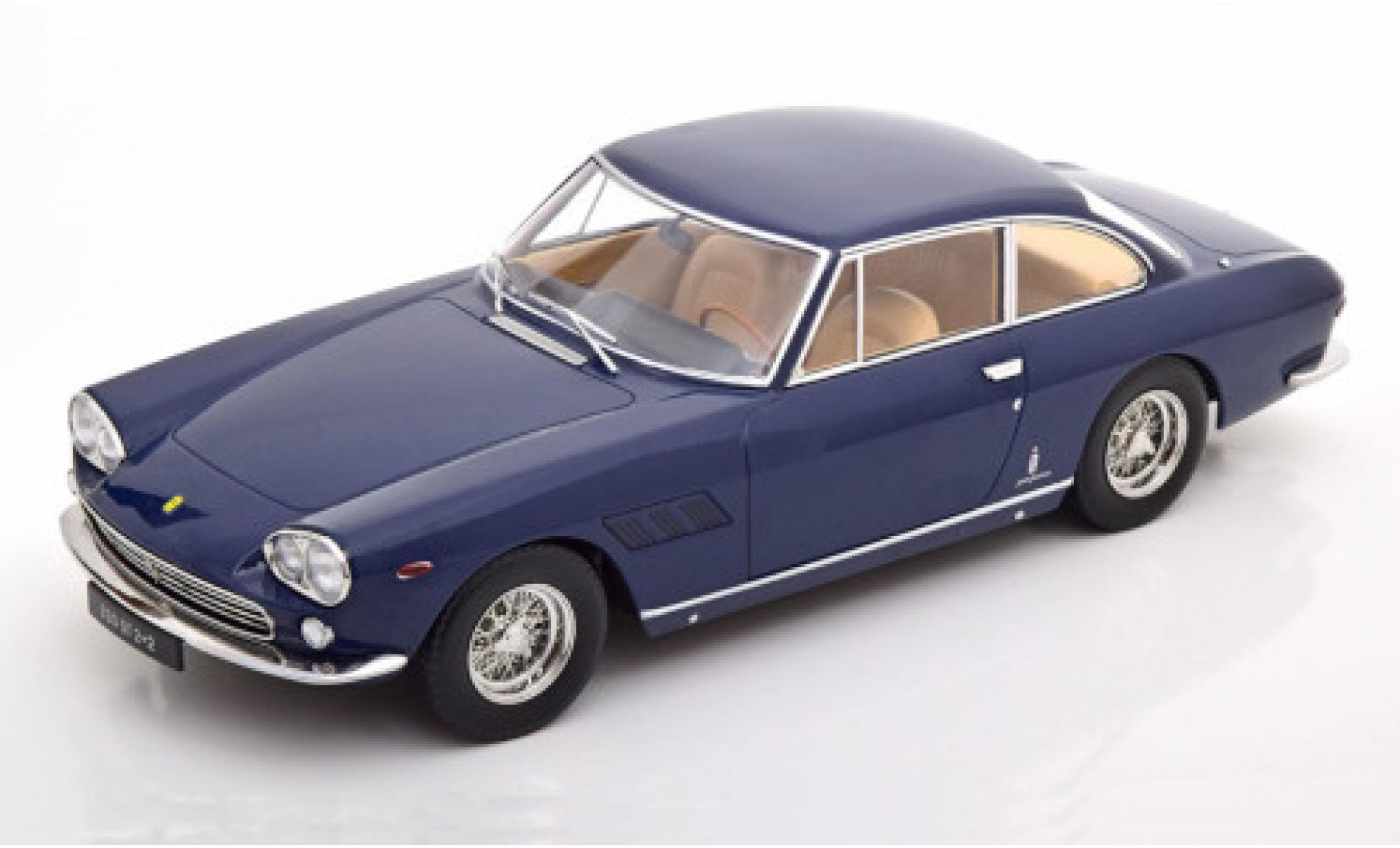 Ferrari 330 1/18 KK Scale GT 2+2 bleue 1964