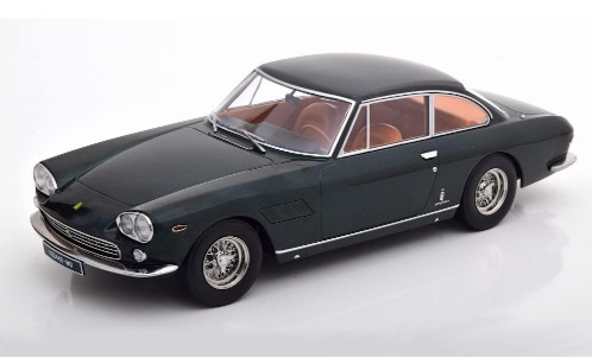 Ferrari 330 1/18 KK Scale GT 2+2 metallise grün 1964