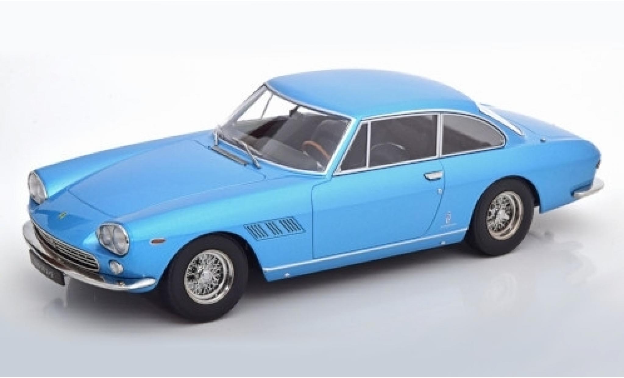 Ferrari 330 1/18 KK Scale GT 2+2 metallise bleue 1964