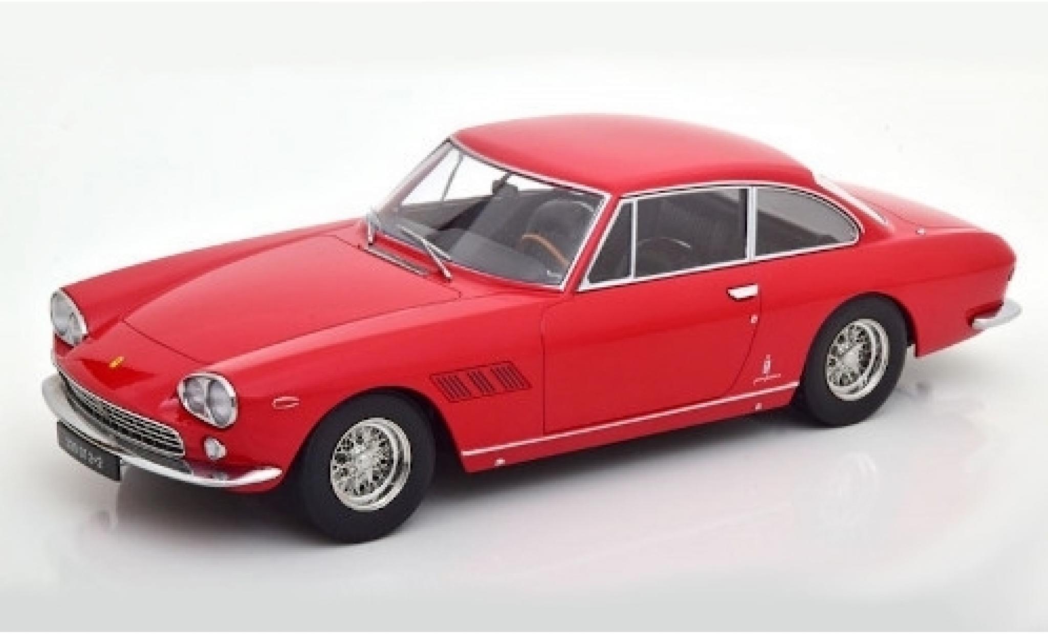 Ferrari 330 1/18 KK Scale GT 2+2 rouge 1964