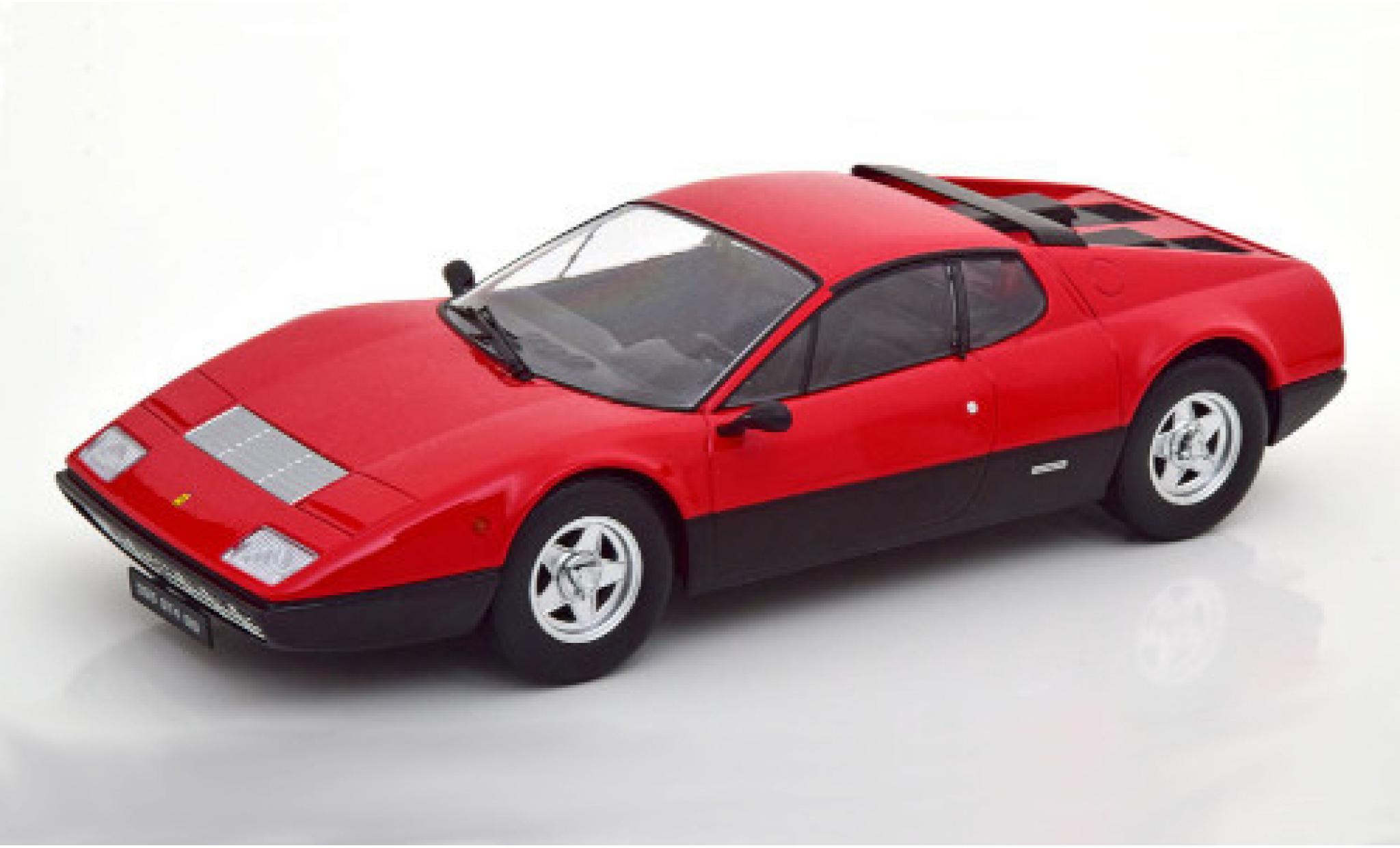 Ferrari 365 1/18 KK Scale GT4 BB rouge/noire 1973