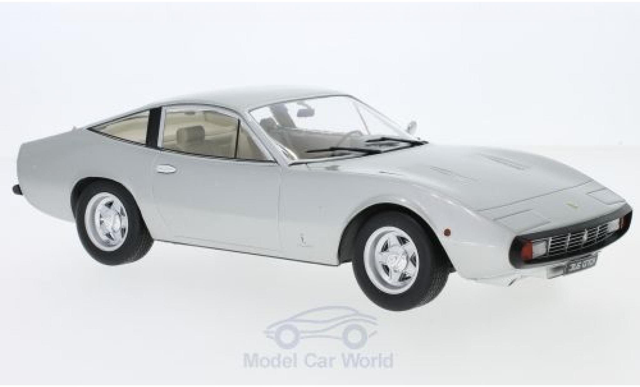 Ferrari 365 1/18 KK Scale GTC/4 grise 1971