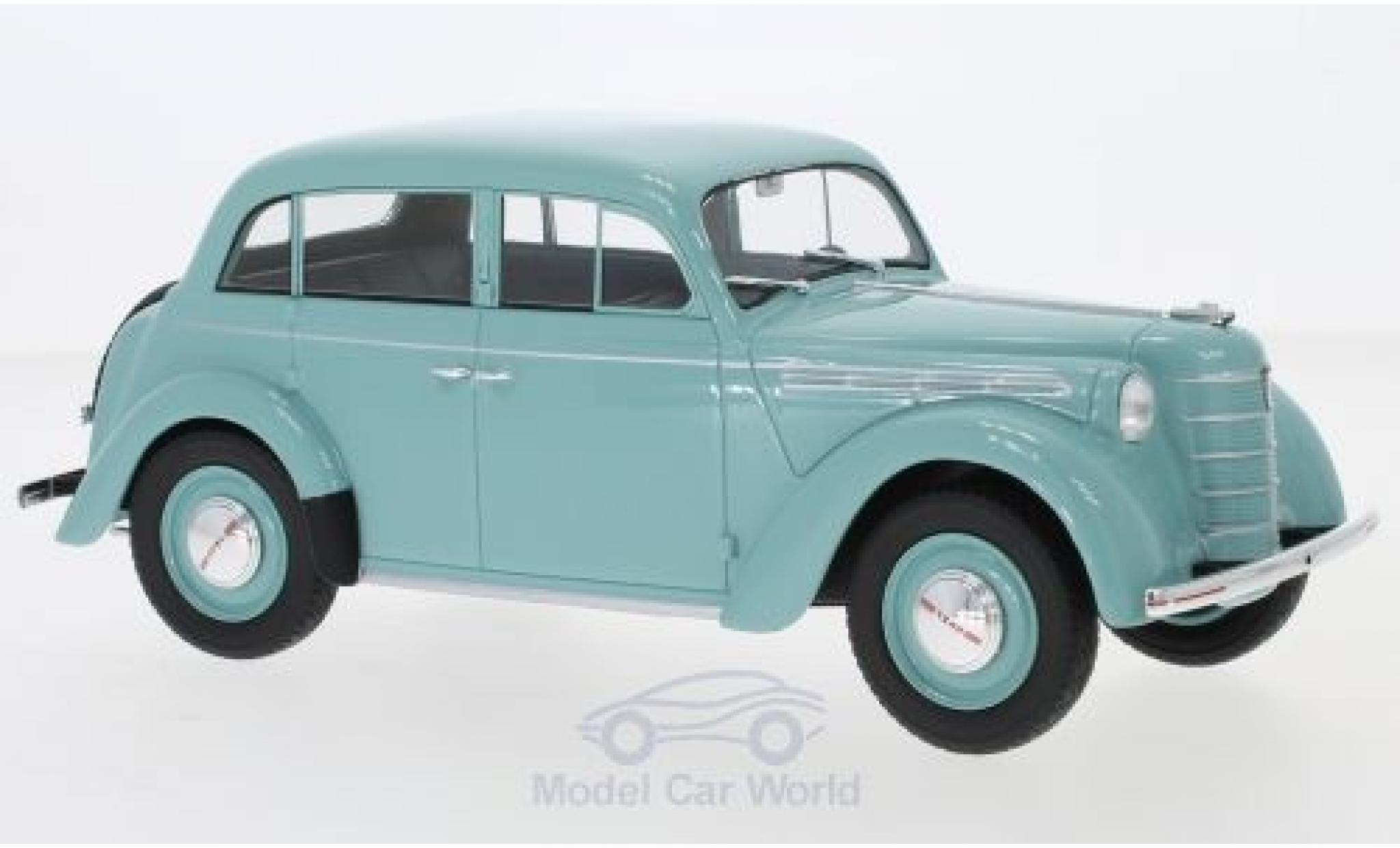 Opel Kadett 1/18 KK Scale K38 turquoise