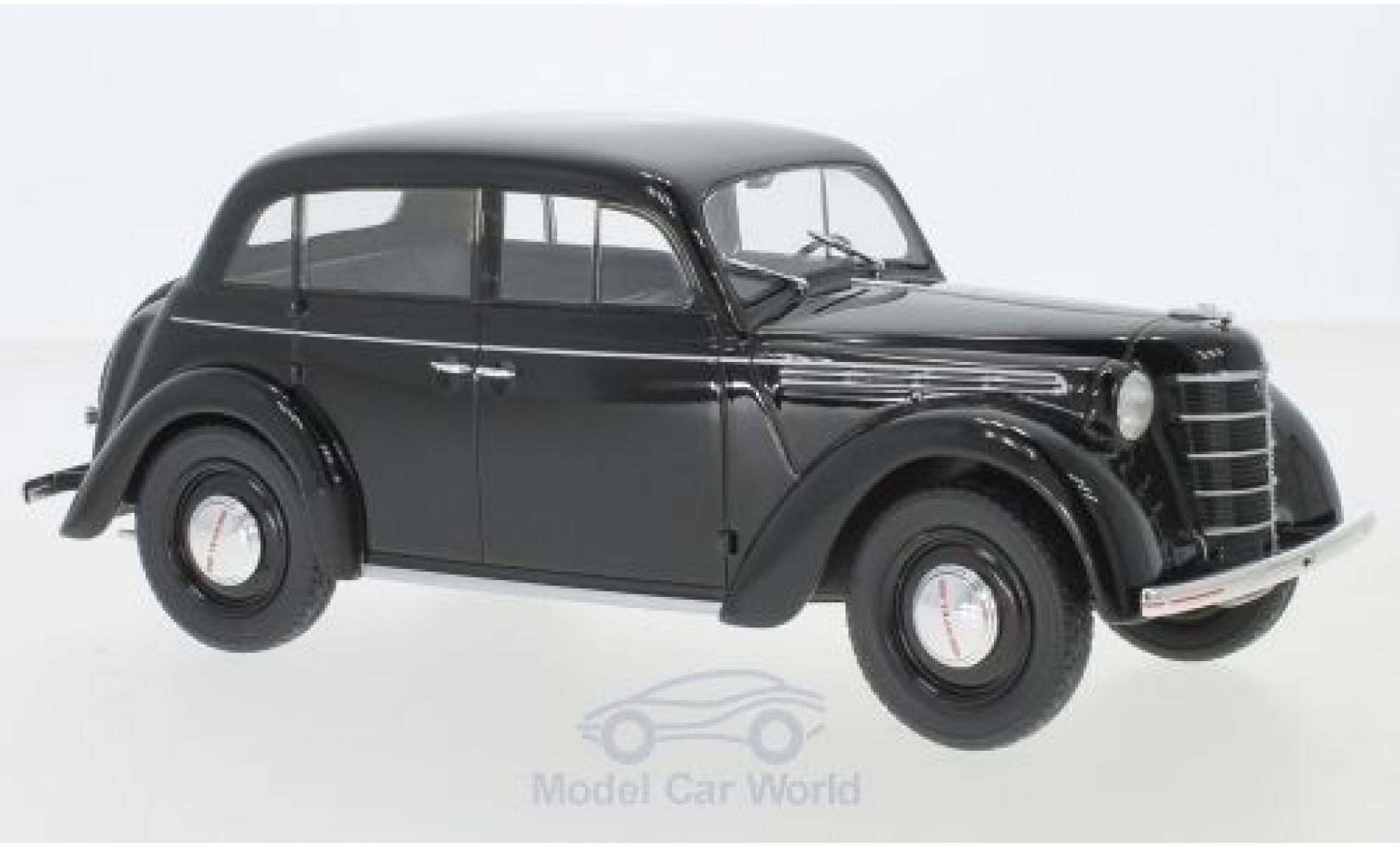 Opel Kadett 1/18 KK Scale K38 noire