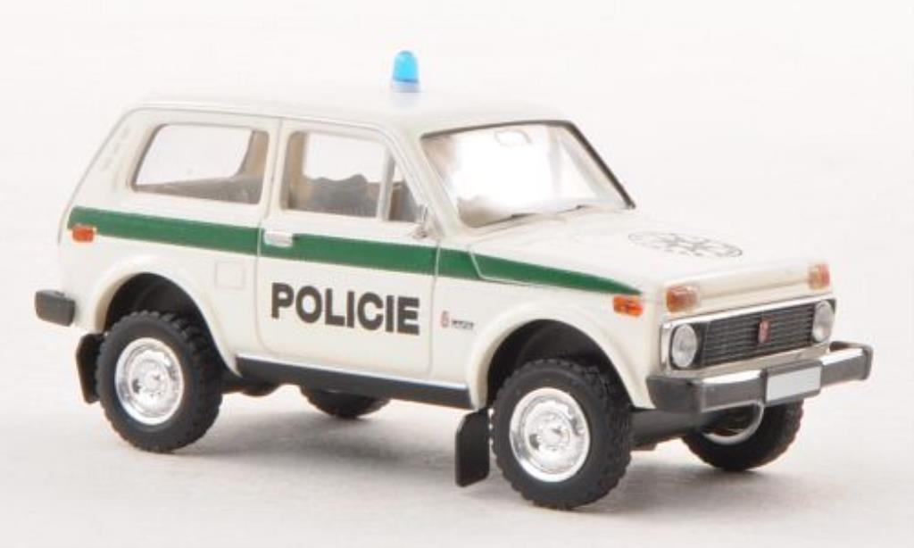 Lada Niva 1/87 Brekina Policie (CZ)