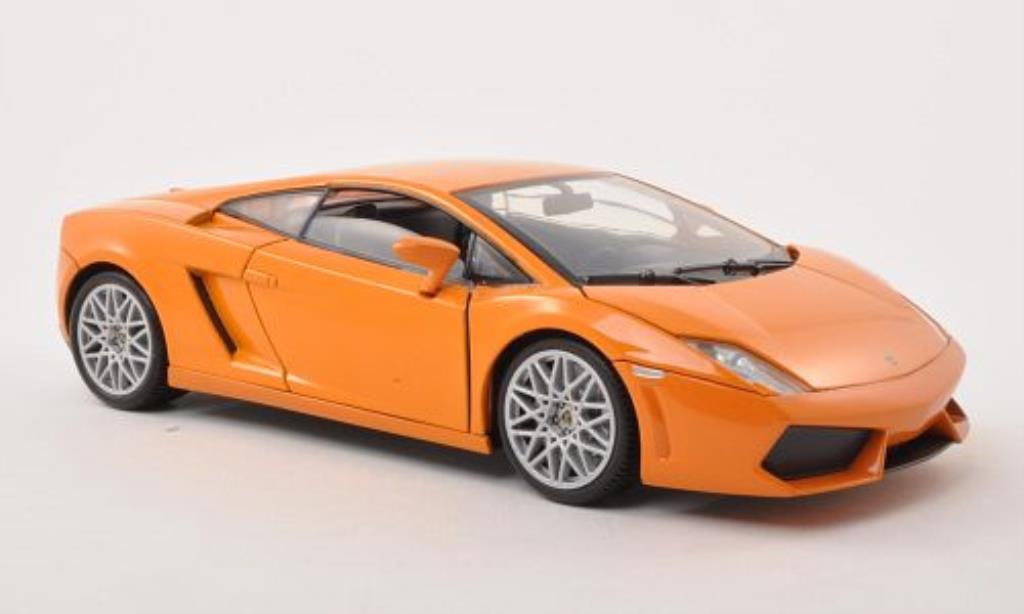 lamborghini gallardo lp560 4 orange motormax modellauto 1 18 kaufen verkauf modellauto. Black Bedroom Furniture Sets. Home Design Ideas