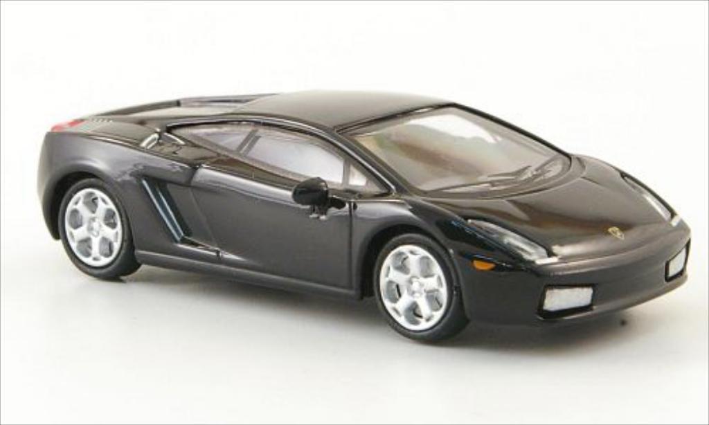 Lamborghini Gallardo 1/87 Ricko black 2004