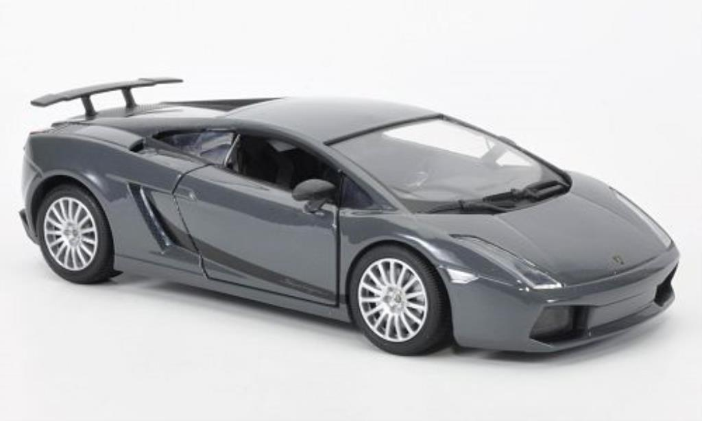 Lamborghini Gallardo Superleggera 1/24 Motorama 2008 miniature