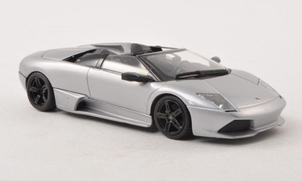 Lamborghini Murcielago LP640 1/43 Minichamps Roadster grey 2007 diecast model cars
