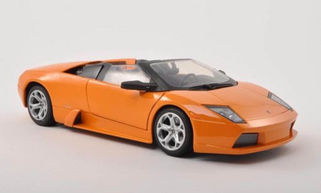 Lamborghini Murcielago Roadster 1/18 Motormax orange