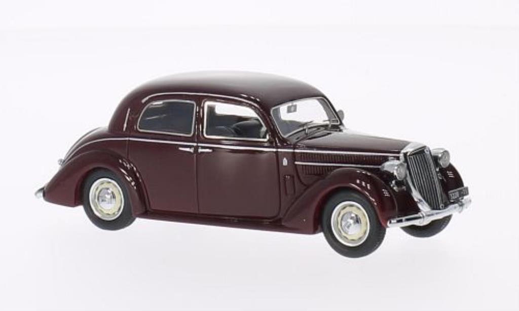 Lancia Aprilia 1/43 Kess Pininfarina rouge 1939 miniature