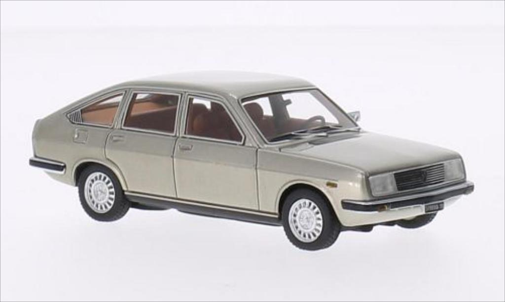 Lancia Beta 1/43 Kess Berlina 1600 2S metallic-beige 1978 miniature
