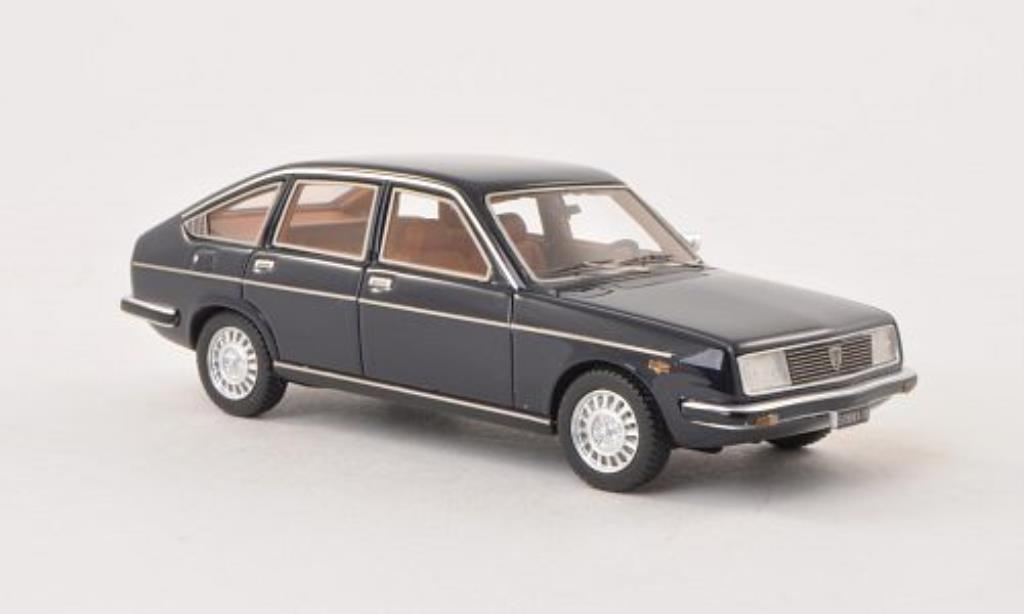 Lancia Beta 1/43 Kess Berlina 2000 2S bleu 1978 miniature