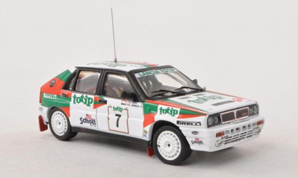 Lancia Delta 1/43 Vitesse Integrale No.7 Totip Rally Sanremo 1988 /G.Cerri miniature