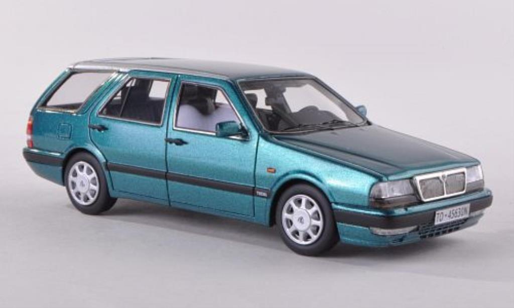 Lancia Thema 1/43 Neo SW 3.0 V6 LX grun 1992 miniature