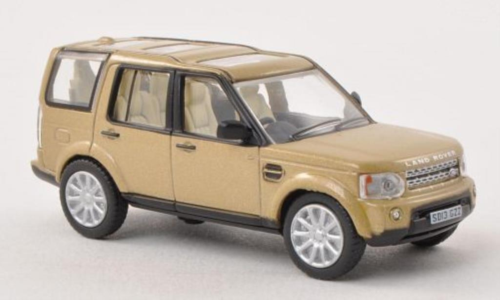 Land Rover Discovery 1/76 Oxford 4 beige