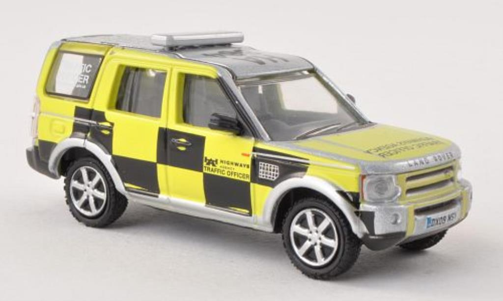 Land Rover Discovery 1/76 Oxford Highways Agency RHD miniature