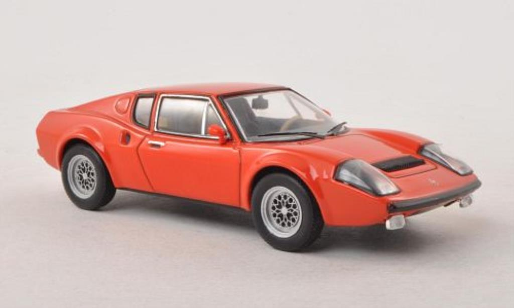 Ligier JS2 1/43 IXO Coupe rouge-orange 1972 miniature