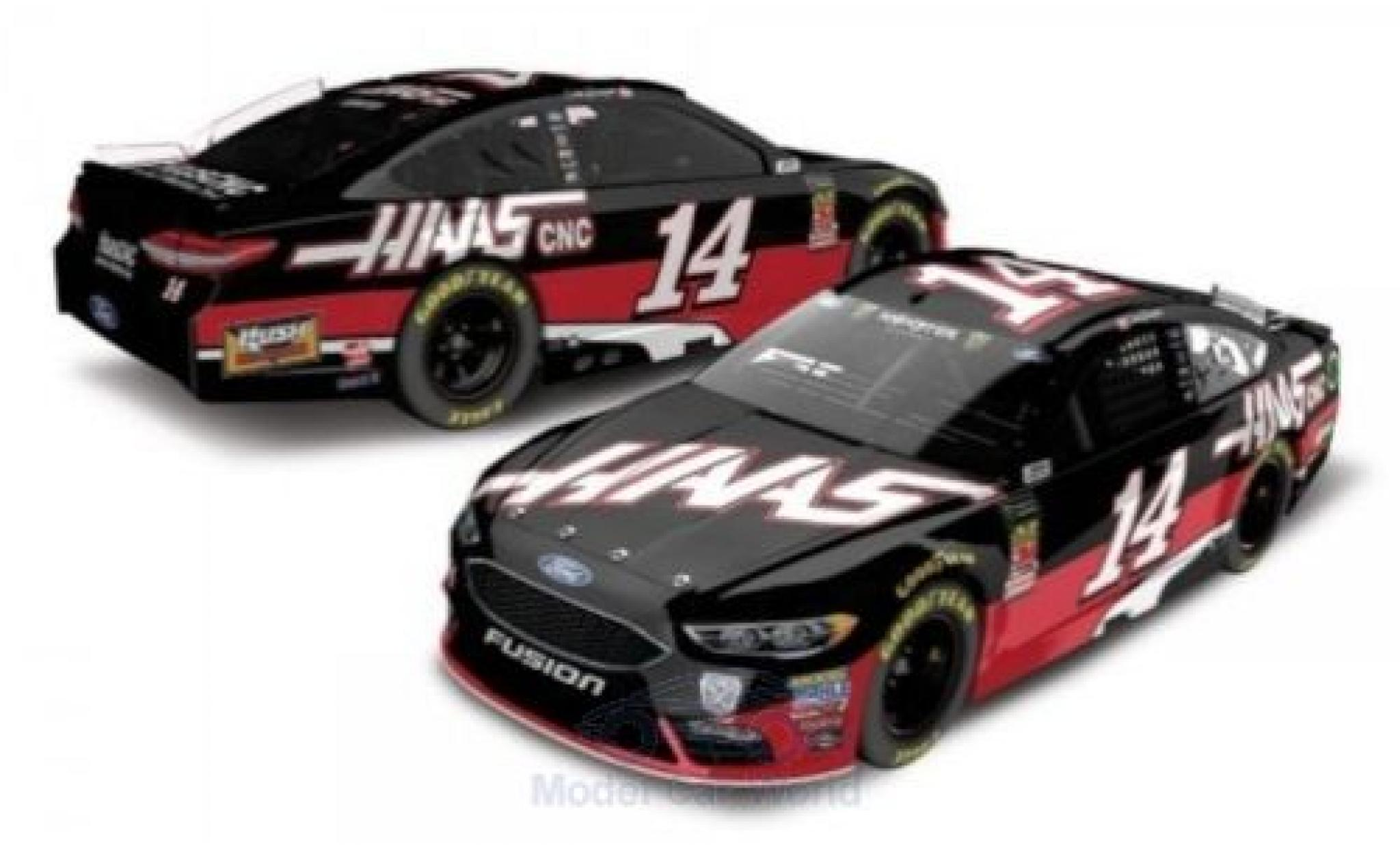 Ford Fusion 1/64 Lionel Racing No.14 Stewart-Haas Racing Haas CNC Nascar 2018 C.Bowyer