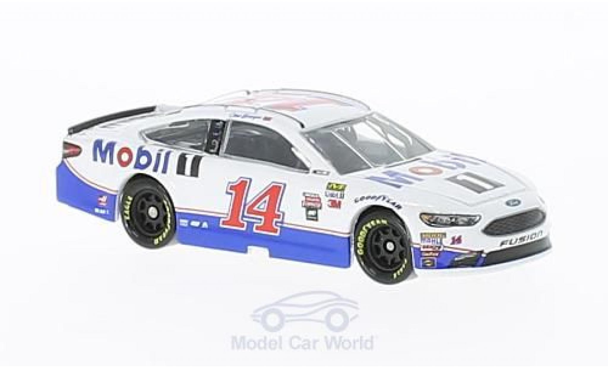 Ford Fusion 1/64 Lionel Racing No.14 Stewart-Haas Racing Mobil 1 Nascar 2017 C.Bowyer