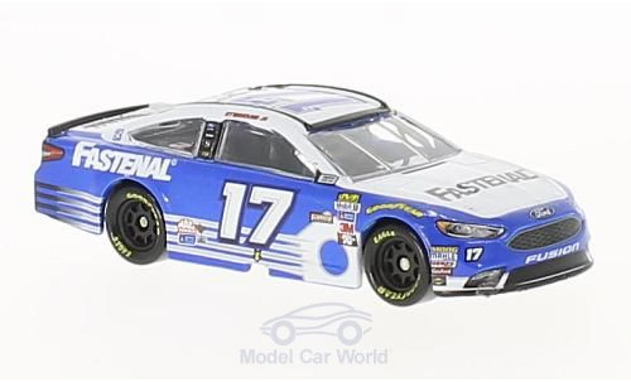 Ford Fusion 1/64 Lionel Racing No.17 Roush Fenway Racing Fastenal Nascar 2017 R.Stenhouse Jr.
