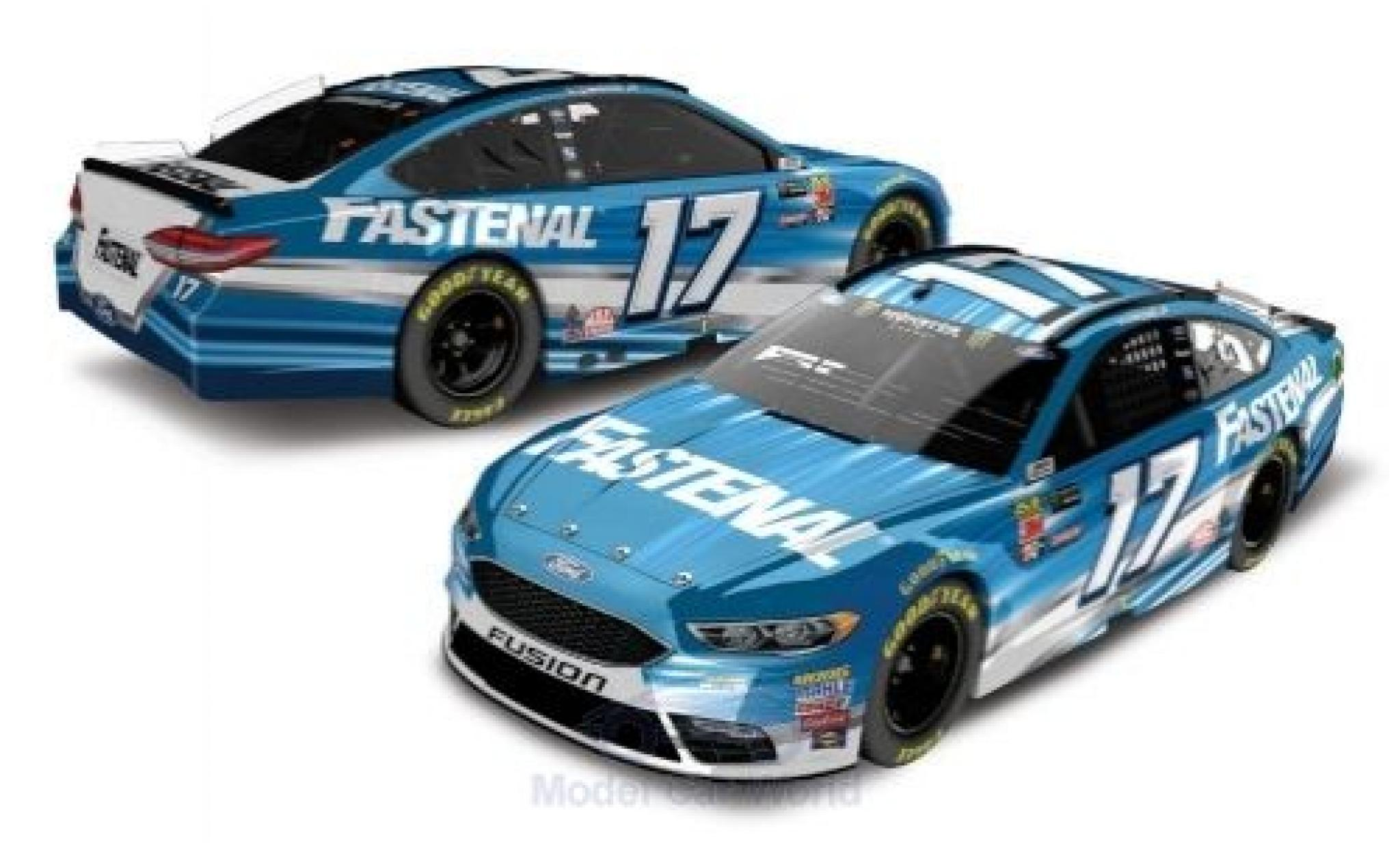 Ford Fusion 1/64 Lionel Racing No.17 Roush Fenway Racing Fastenal Nascar 2018 R.Stenhouse Jr.