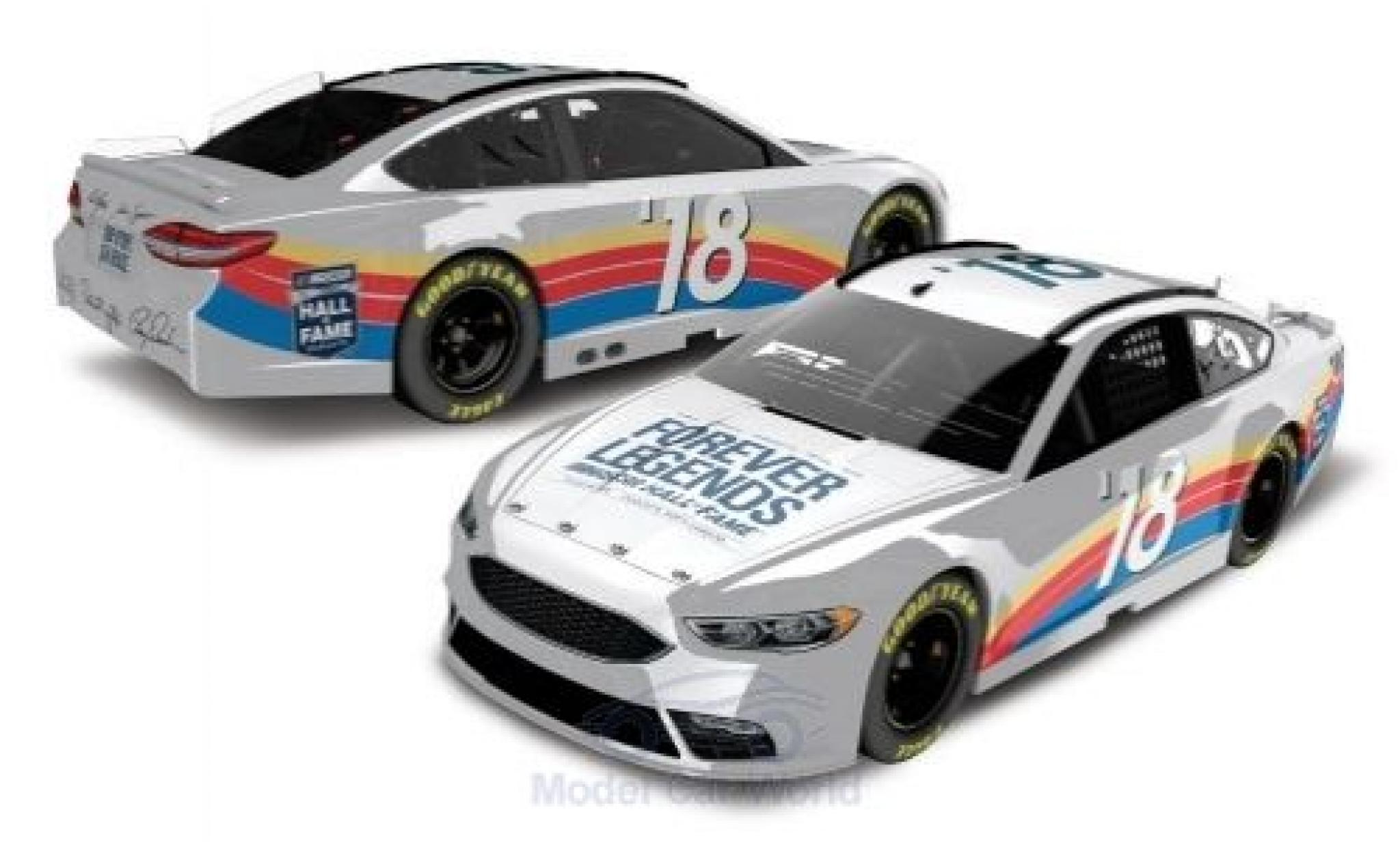 Ford Fusion 1/64 Lionel Racing No.18 Nascar Hall Of Fame Nascar 2018 Class of 2018
