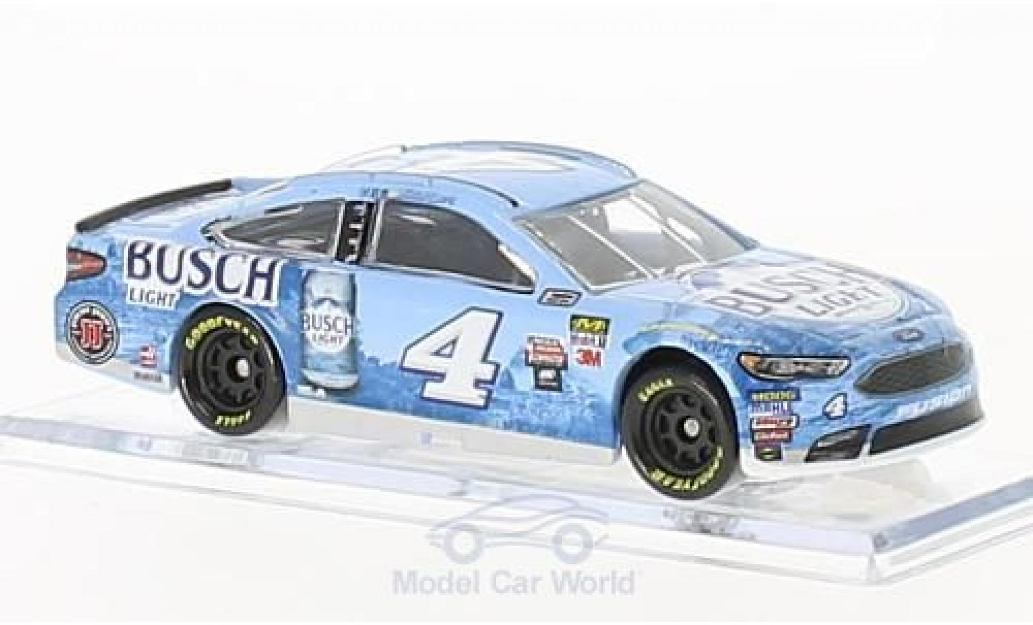 Ford Fusion 1/64 Lionel Racing No.4 Stewart-Haas Racing Busch Light Nascar 2017 K.Harvick