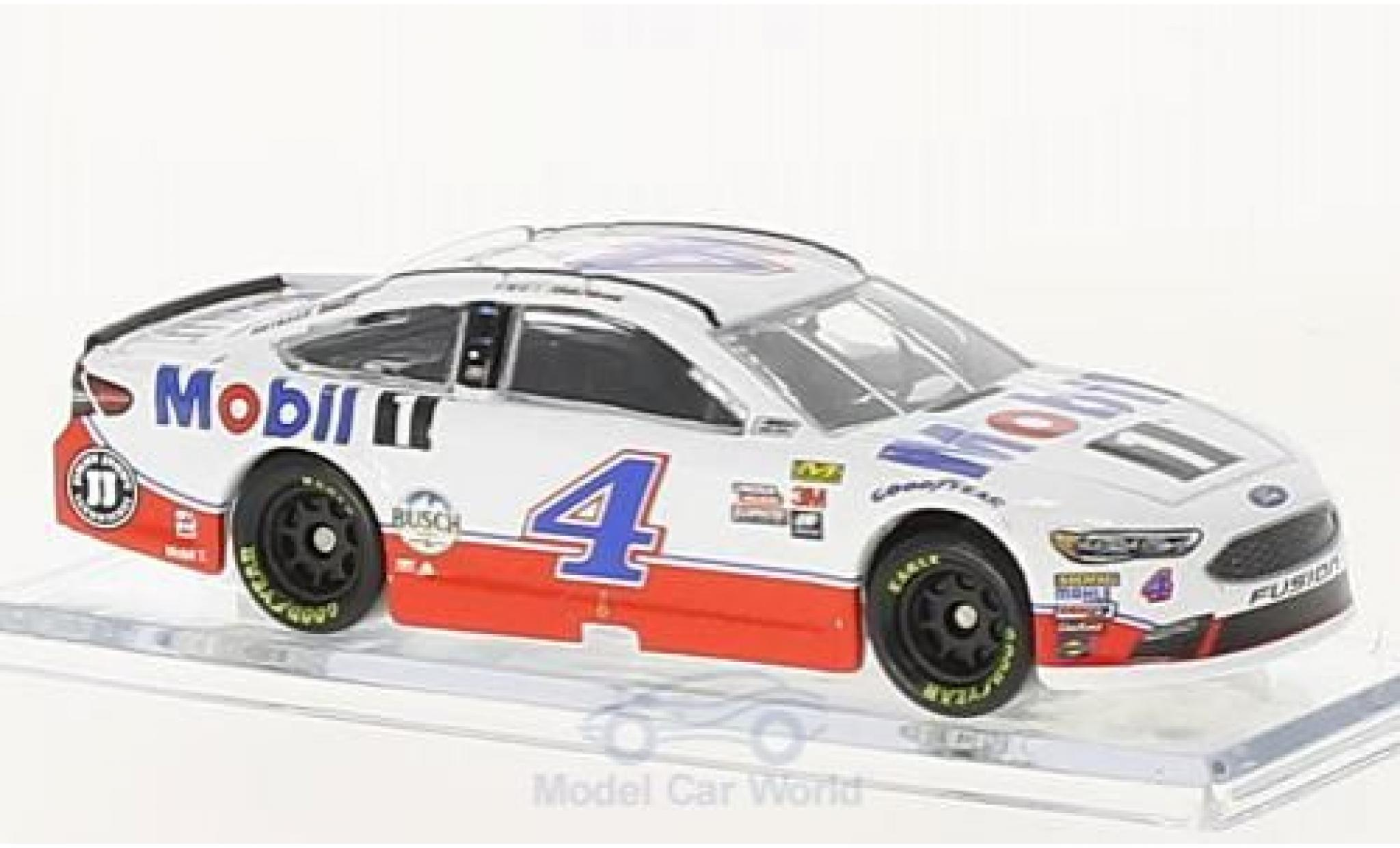 Ford Fusion 1/64 Lionel Racing No.4 Stewart-Haas Racing Mobil 1 Nascar 2018 K.Harvick ohne Vitrine