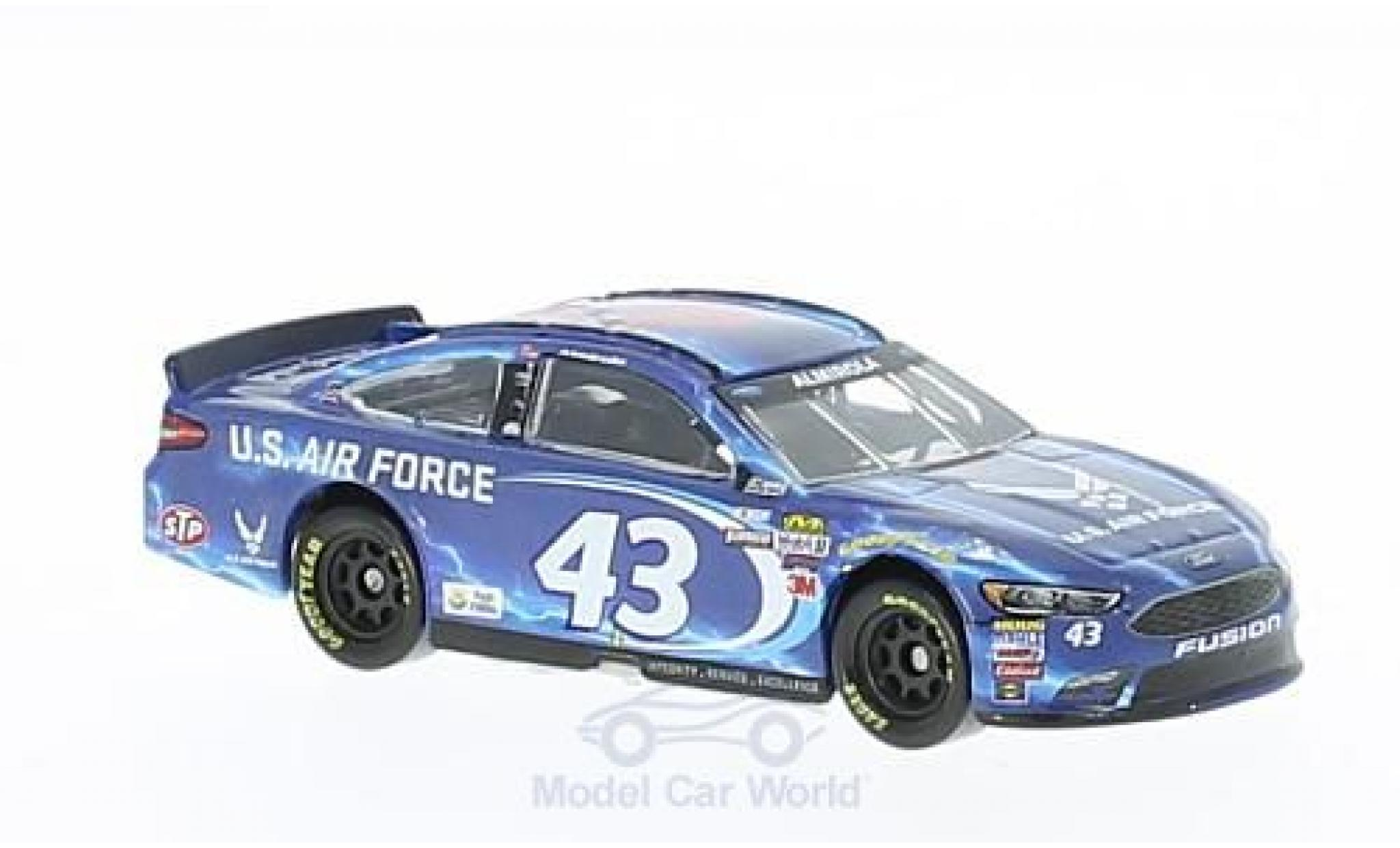 Ford Fusion 1/64 Lionel Racing No.43 Richard Petty Motorsports U.S. Air Force Nascar 2017 A.Almirola ohne Vitrine