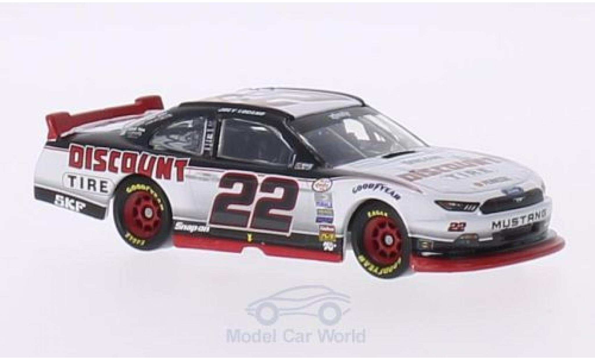 Ford Mustang 1/64 Lionel Racing No.22 Team Penske Discount Tire Nascar 2016 J.Logano