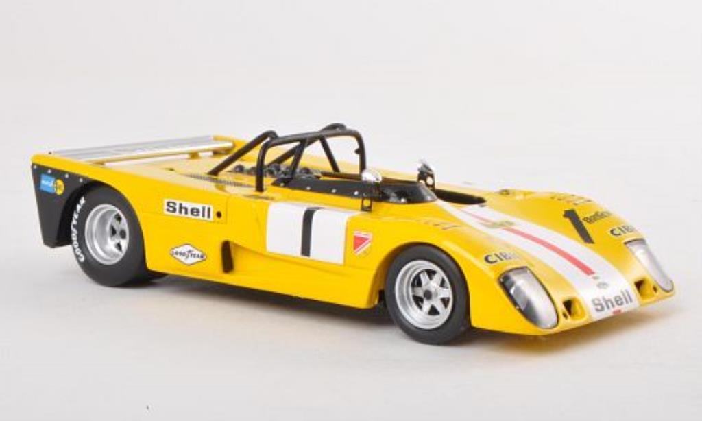 Lola T280 1/43 Spark No.1 Vainqueur 1000km Paris 1972 miniature